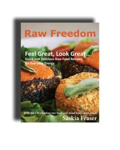 WIN. A copy of Raw Freedom by Saskia Fraser - enter here! http://rawyogauk.com/index.php/celebrating-the-rebirth-of-raw-yoga-with-a-giveaway/