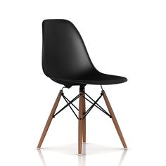Eames® Molded Plastic Side Chair | In Collaboration with Lekker Home