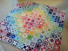 dear jane quilt | ... would like to show you the current state of my Dear Jane assembly