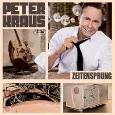 album cover art [03/2014]: peter kraus ¦ zeitensprung  