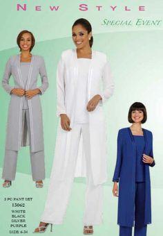 2dccd545d7d Misty Lane by Ben Marc 13062 Church Usher Pant Suit
