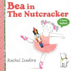 "Bea and her toddler ballet class perform ""The Nutcracker."""