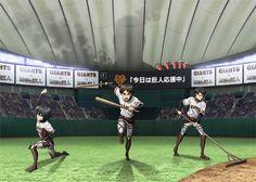 "Crunchyroll - ""Attack on Titan,"" ""Ace of the Diamond"" and Rumiko Takahashi Baseball Promo Updates"