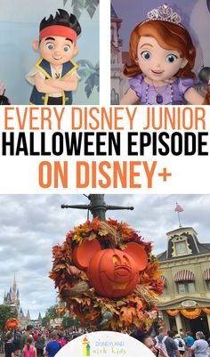 Want to watch some not-so-spooky Halloween specials with todders, preschoolers, and young kids this October? Here's a complete guide to every Halloween episode of your child's favorite Disney Junior shows available on the Disney+ streaming service.
