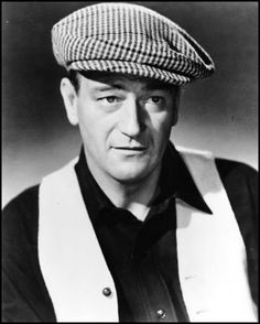 John Wayne - The Quiet Man. I remember watching this with my dad when I was little.