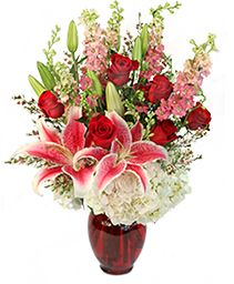 Aphrodite S Embrace Floral Design Anniversary Flowers Valentines Flowers Amazing Flowers