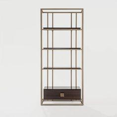 Bolero Bookcase 200 / 200E - Adriana Hoyos Furnishings