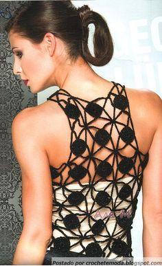 Love this #crochet top!