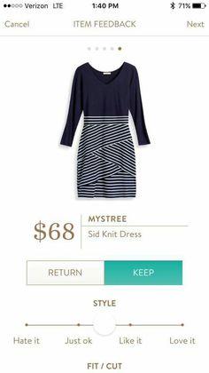 Mystree: Sid Knit Dress...yes, please!!!!