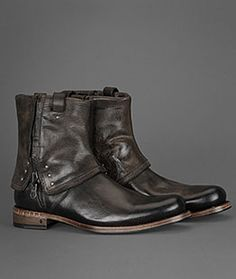 Men's Boots - Leather  Lace Up Boots For Men | John Varvatos