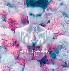 Halloween Water Lily, 2007 Halloween, Lily, Perfume, Water, Aqua, Lilies, Halloween Labels, Fragrance, Lotus
