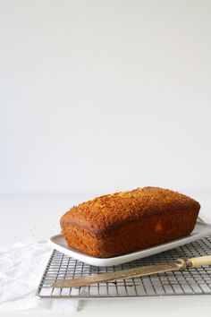 Lemon and Coconut Loaf | Made From Scratch