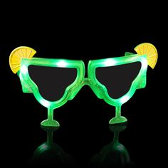 a4ac030c5b16 Buy High Quality Martini Glass Shaped Flashing Glasses From Great Favonian  Company