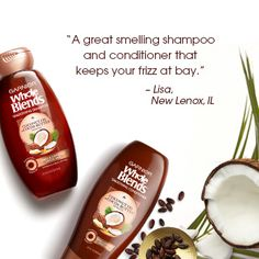 Whole Blends Smoothing Haircare