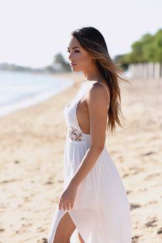 White Crochet - Hapa Time