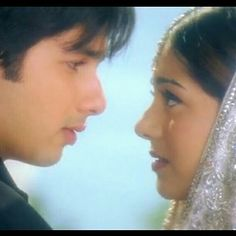 Amrita Rao and shahid Kapoor Cute Love Stories, Love Story, Amrita Rao, Cute Celebrity Couples, Bollywood Couples, Joker Wallpapers, The Way He Looks, Shahid Kapoor, True Love