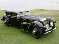 1931 Bucciali TAV 8-32 Saoutchik Fleche d'Or' Berline