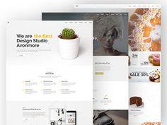 Avonmore Homepages by GTCreators
