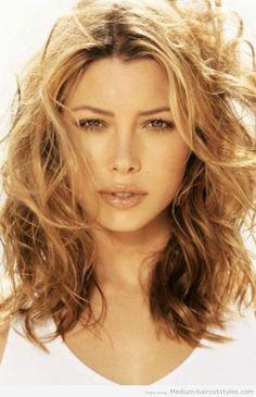 2014 medium Hair Styles For Women | ... 50 - Medium Length Wavy Hairstyles – Medium Haircuts Hairstyles 2014