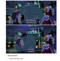 Today we are all Hulk