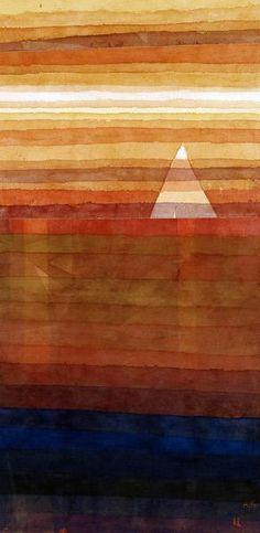 Klee Paul - Einsames