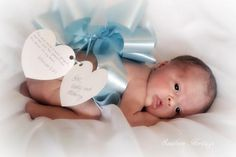 Baby Fletch's newborn photo shoot