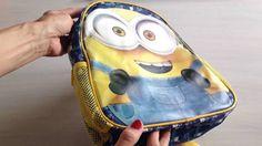 Minions rygsæk Bob - kvalitet til lav pris