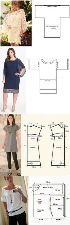Amazing Sewing Patterns Clone Your Clothes Ideas. Enchanting Sewing Patterns Clone Your Clothes Ideas. Diy Clothing, Clothing Patterns, Dress Patterns, Sewing Dress, Sewing Clothes, Barbie Clothes, Easy Sewing Patterns, Sewing Tutorials, Dress Tutorials