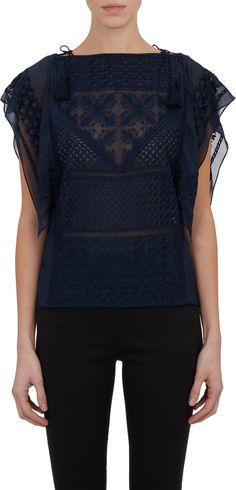Isabel Marant Allen Top