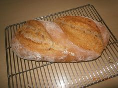 Pão de Nozes | SaborIntenso.com