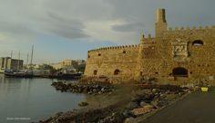 Travel in Clicks: Castello Veneciano , Heraklion Crete