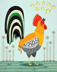 「rooster illustration」の画像検索結果