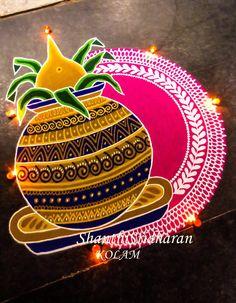 Rangoli Designs Simple Diwali, Indian Rangoli Designs, Rangoli Designs Latest, Rangoli Border Designs, Small Rangoli Design, Colorful Rangoli Designs, Rangoli Ideas, Rangoli Designs Images, Diwali Rangoli
