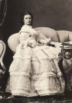 Kaiserin Elisabeth of Austria.