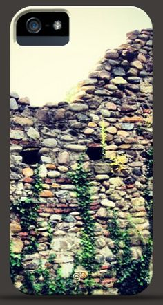 iPhone Case with Stone Wall