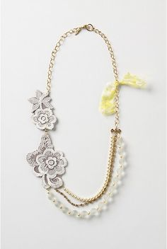 anthropologie necklace #anthropologie #necklace #statement
