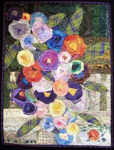 Little Bouquet by cherry house quilts