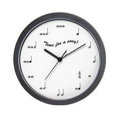 Las horas musicales