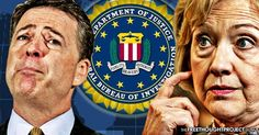 BREAKING: Memos Reveal Comey Cleared Clinton BEFORE Interviewing Her & 17 Other Key Witnesses