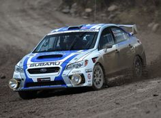 Subaru Rally Team Canada clinches 11th Canadian Rally Championship title - http://www.motrface.com/subaru-rally-team-canada-clinches-11th-canadian-rally-championship-title/