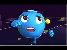 Baby Panda Explore And Learn About The Planets In Our Solar System | Bab...