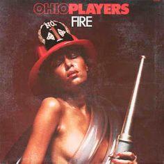 Ohio Players - Fire album cover