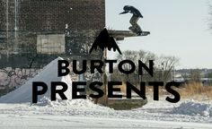 Burton Presents showcases snowboarding through the eyes of Burton's team riders. In this installment, check out Jeremy Jones and Mikkel Bang — two names that run deep in Burton's history and evoke thoughts of untouchable style.
