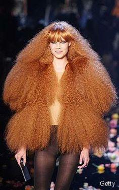 Weird Hairdos | Weird hairstyles - 27 Pics | Curious, Funny Photos / Pictures