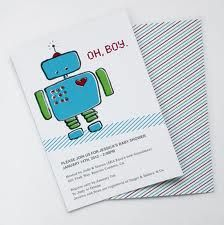 robot baby shower - Google Search