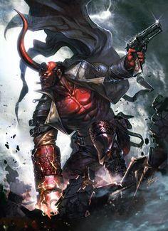 Hellboy - In-Hyuk Lee