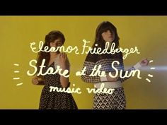 "Eleanor Friedberger - ""Stare at the Sun"".  Eleanor Friedberger is an American musician most famous for being one half of the indie rock duo The Fiery Furnaces, along with her older brother Matthew Friedberger."