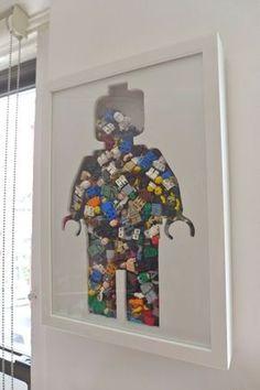 Ces 31 constructions à partir de briques LEGO vont vous inspirer pour des objets déco et des meubles originaux ! Car on a tous une caisse de LEGO qui sommeille dans le garage, alors autant leur donner une seconde vie :)