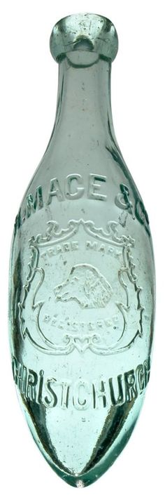 H. Mace & Co., Christchurch. Dogs Head in a Shield trade mark. c1890s