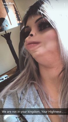 Leda Muir, Straightener, Hair, Beauty, Strengthen Hair